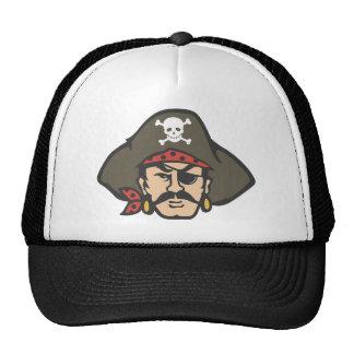 Pirata cariñoso del océano gorro