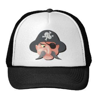 Pirata de la nave gorro
