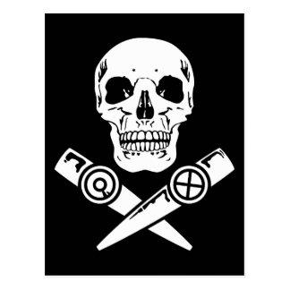 Pirata del Kazoo Postales