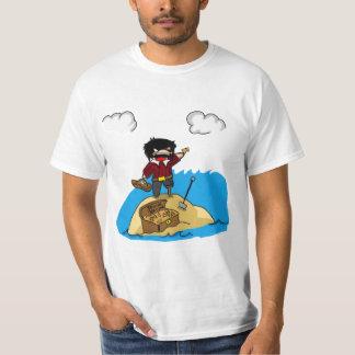 Pirata del Nacho Camiseta
