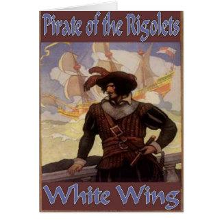 Pirata del Rigolets Felicitacion