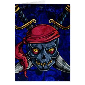 Pirata Felicitaciones