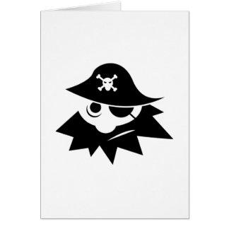 Pirata Felicitación
