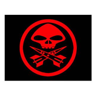 Piratas de Antares Postal