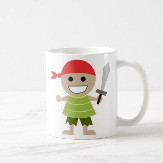 Piratas Taza De Café