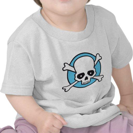 pirate bones style skull and comic fun