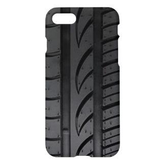 Pisada del neumático funda para iPhone 7
