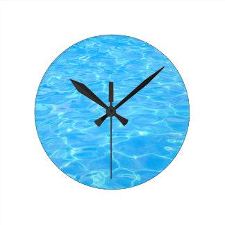 Relojes de pared piscina for Reloj programador piscina precio