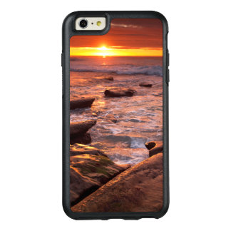 Piscinas en la puesta del sol, California de la Funda Otterbox Para iPhone 6/6s Plus