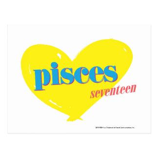 Piscis 3 postal