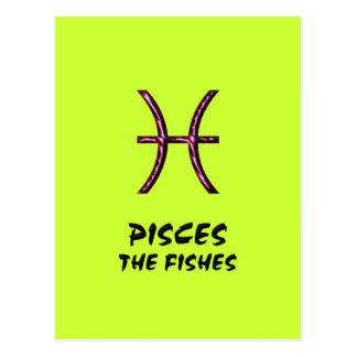 Piscis la postal de los pescados