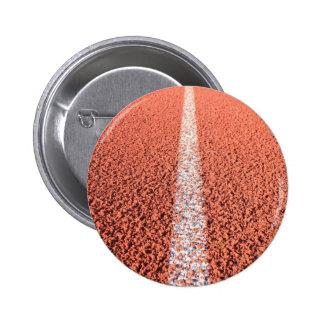 Pista atlética - pista de funcionamiento chapa redonda de 5 cm