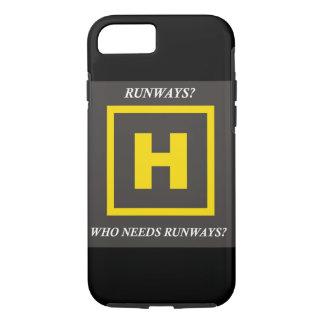 ¿Pistas? Caso del iPhone 7 del helicóptero Funda iPhone 7