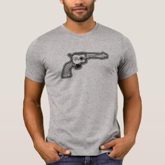 Pistola acústica camiseta