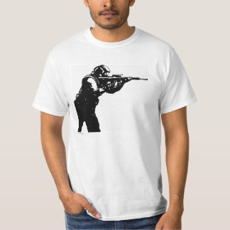 Pistola Camiseta