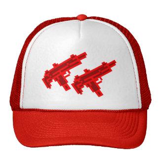 Pistola de 8 pedazos gorras de camionero