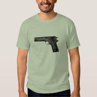Pistola de WWII M1911 Camiseta
