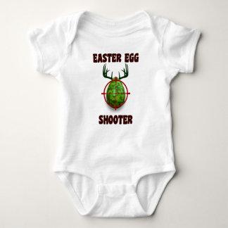 pistola del huevo de Pascua, desgin divertido del Body Para Bebé