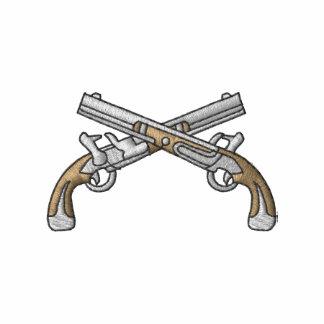Pistolas cruzadas