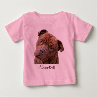 """Pitbull """"Benz"""" de las cercas para los artículos Camisetas"""
