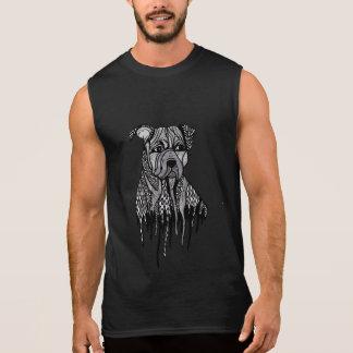 Pitbull Camiseta Sin Mangas