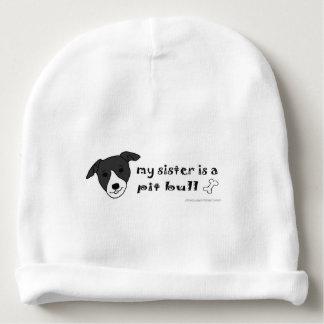 pitbull gorrito para bebe