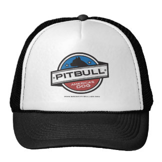 Pitbull: Perro de Américas Gorro