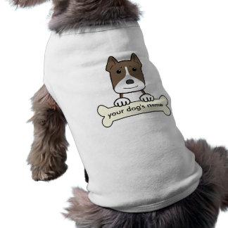 Pitbull personalizado ropa de perro