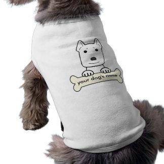 Pitbull personalizado ropa para mascota