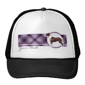 Pitbull púrpura gorro de camionero