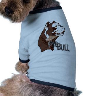 Pitbull Camisetas De Mascota