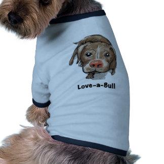 Pitbull Camisetas Mascota