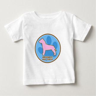 Pitbull Terrier americano de moda Camisetas