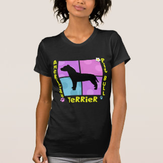 Pitbull Terrier americano maravilloso Camiseta