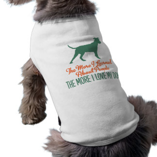 Pitbull Terrier americano Camisas De Perritos