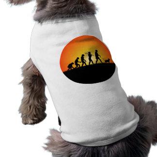 Pitbull Terrier americano Camisas De Mascota