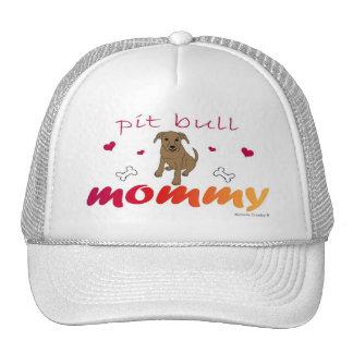PitBullTanMommy Gorros Bordados