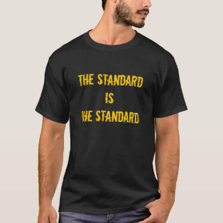 Pittsburgh Steelers el ESTÁNDAR de STANDARDISTHE Camiseta