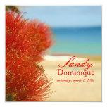 PixDezines Ohia/playa/boda tropical Anuncios