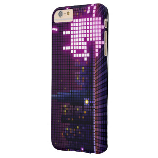 Pixel Case Funda Barely There iPhone 6 Plus