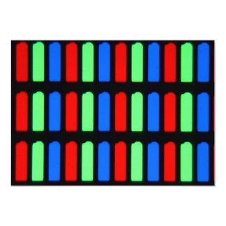 Pixel Invitación 12,7 X 17,8 Cm