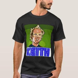 Pixel oscuro Keith de la camisa