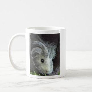 Pixle el conejillo de Indias - cuteness de la taza