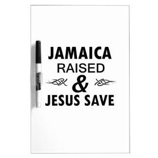 Pizarra Blanca Diseños de Jamaica