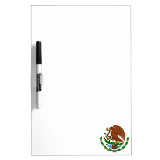 Pizarra Blanca Escudo de armas mexicano
