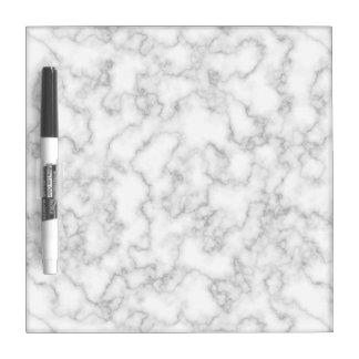 Pizarra Blanca Fondo de piedra veteado de mármol del blanco gris