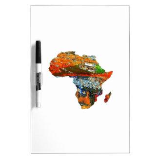 Pizarra Blanca Madre África
