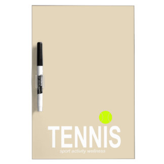 Pizarra Blanca Tenis