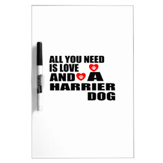 Pizarra Blanca Todos usted necesita diseños de los perros del