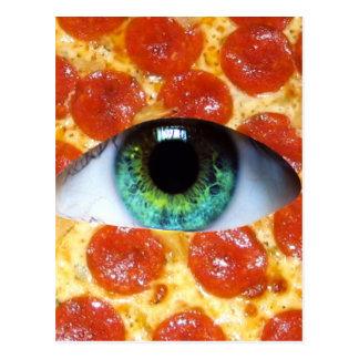 Pizza de Illuminati Postal